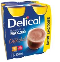 DELICAL MAX 300 SANS LACTOSE, 300 ml x 4 à St Médard En Jalles