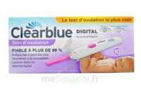 TEST D'OVULATION DIGITAL CLEARBLUE x 10 à St Médard En Jalles
