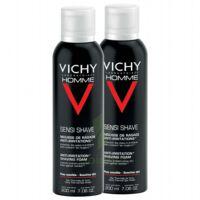 VICHY mousse à raser peau sensible LOT à St Médard En Jalles