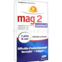 MAG2 SOMMEIL 30 CPR à St Médard En Jalles