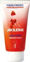 Akileïne Crème réchauffement pieds froids 75ml à St Médard En Jalles
