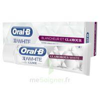 ORAL B dentifrice  D White blancheur et glamour à St Médard En Jalles