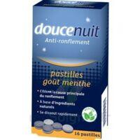 DOUCENUIT ANTIRONFLEMENT PASTILLES à la menthe, bt 16 à St Médard En Jalles