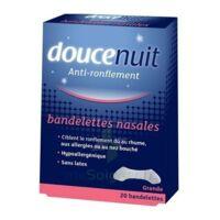 DOUCENUIT Bandelettes nasales GRANDES, bt 20 à St Médard En Jalles