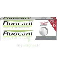 Fluocaril Bi-Fluoré 145 mg Pâte dentifrice blancheur 2*75ml à St Médard En Jalles