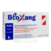 BLOXANG Eponge de gélatine stérile hémostatique B/5 à St Médard En Jalles