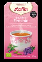 YOGI TEA EQUILIBRE FEMININ à St Médard En Jalles