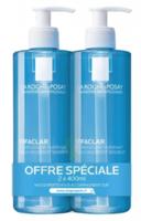 Effaclar Gel moussant purifiant 2*400ml à St Médard En Jalles