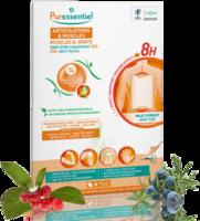 Puressentiel Articulations et Muscles Emplâtre chauffant 14 huiles essentielles XXL à St Médard En Jalles