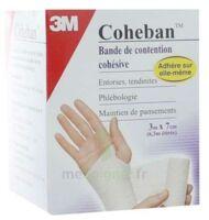 COHEBAN, blanc 3 m x 7 cm à St Médard En Jalles