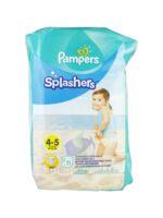 Pampers Splashers taille 4-5 (9-15kg) à St Médard En Jalles