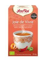 Yogi Tea Joie de Vivre à St Médard En Jalles