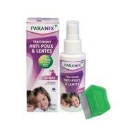 Paranix Solution antipoux Huiles essentielles 100ml+peigne à St Médard En Jalles