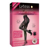 LYTESS Minceur Collant jambes légères noir T1 à St Médard En Jalles