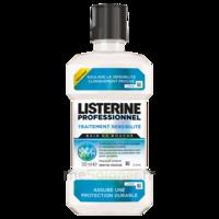 Listerine Professionnel Bain bouche traitement sensibilité 500ml à St Médard En Jalles