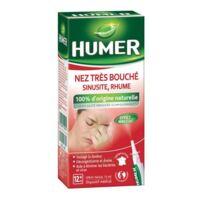 HUMER Nez très bouché, sinusite, rhume à St Médard En Jalles