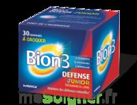 Bion 3 Défense Junior Comprimés à croquer framboise B/30 à St Médard En Jalles
