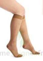 Thuasne Venoflex Secret 2 Chaussette femme beige doré T3N à St Médard En Jalles