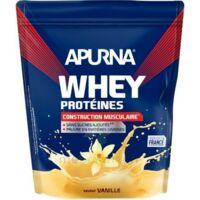 Apurna Whey Proteines Poudre Vanille 750g à St Médard En Jalles