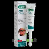 Gum Aftaclear Gel aphtes lésions buccales 10ml à St Médard En Jalles