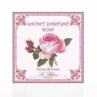 Le Blanc Sachet Parfumé à la Rose Botanique à St Médard En Jalles