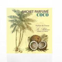 Le Blanc Sachet Parfumé Noix de Coco à St Médard En Jalles