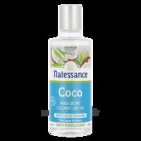Natessance Huile Coco bio 100% pure 100ml à St Médard En Jalles