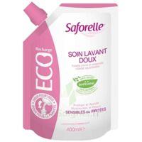 Saforelle Solution soin lavant doux Eco-recharge/400ml à St Médard En Jalles