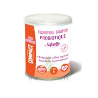 Florgynal Probiotique Tampon périodique avec applicateur Mini B/9 à St Médard En Jalles