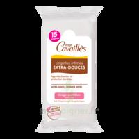 Rogé Cavaillès Intime Lingette extra douce Pochette/15 à St Médard En Jalles