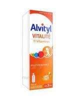 Alvityl Vitalité Solution buvable Multivitaminée 150ml à St Médard En Jalles