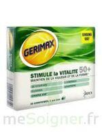 Gerimax Stimule la Vitalité 50+ Comprimé B/30 à St Médard En Jalles