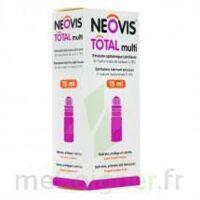 NEOVIS TOTAL MULTI S ophtalmique lubrifiante pour instillation oculaire Fl/15ml à St Médard En Jalles