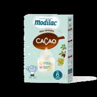 Modilac Céréales Farine Cacao à partir de 6 mois B/300g à St Médard En Jalles