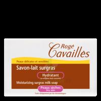Rogé Cavaillès Savon lait surgras hydratant 100g à St Médard En Jalles
