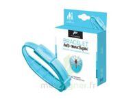 Pharmavoyage Bracelet répulsif origine végétale anti-moustique bleu à St Médard En Jalles