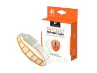 Pharmavoyage Bracelet répulsif origine végétale anti-moustique orange à St Médard En Jalles