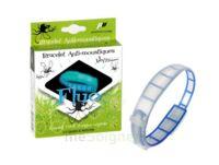 Pharmavoyage Bracelet phosphorescent anti-insectes Bleu fluo à St Médard En Jalles