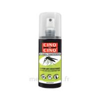 Cinq sur Cinq Zones Tempérées Lotion anti-moustique 100ml à St Médard En Jalles