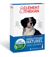 Clément Thékan Spot-on Solution externe chien moyen 4 Pipettes/5ml à St Médard En Jalles