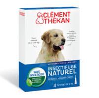 Clément Thékan Spot-on Solution externe grand chien 4 Pipettes/5ml à St Médard En Jalles