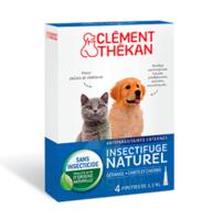 Clément Thékan Spot-on Solution externe chiot/chaton 4 Pipettes/1ml à St Médard En Jalles