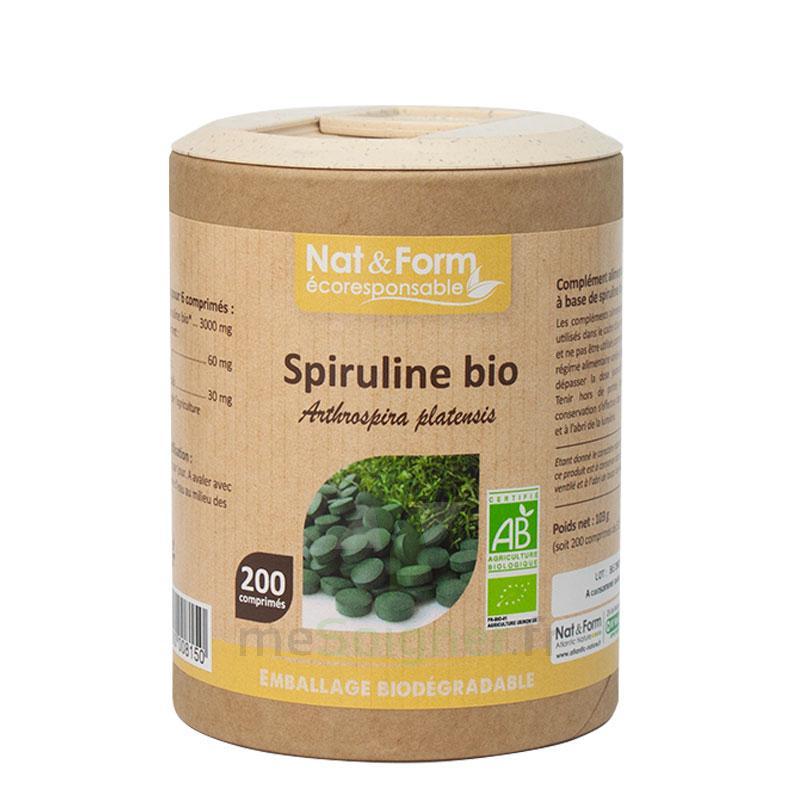 spiruline pharmacie